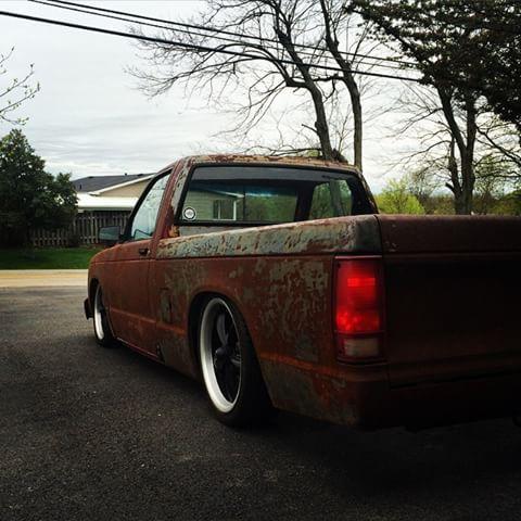Daniel Ross Dross93ranger Instagram Photos And Videos Chevy S10 Mini Trucks Chevy Trucks