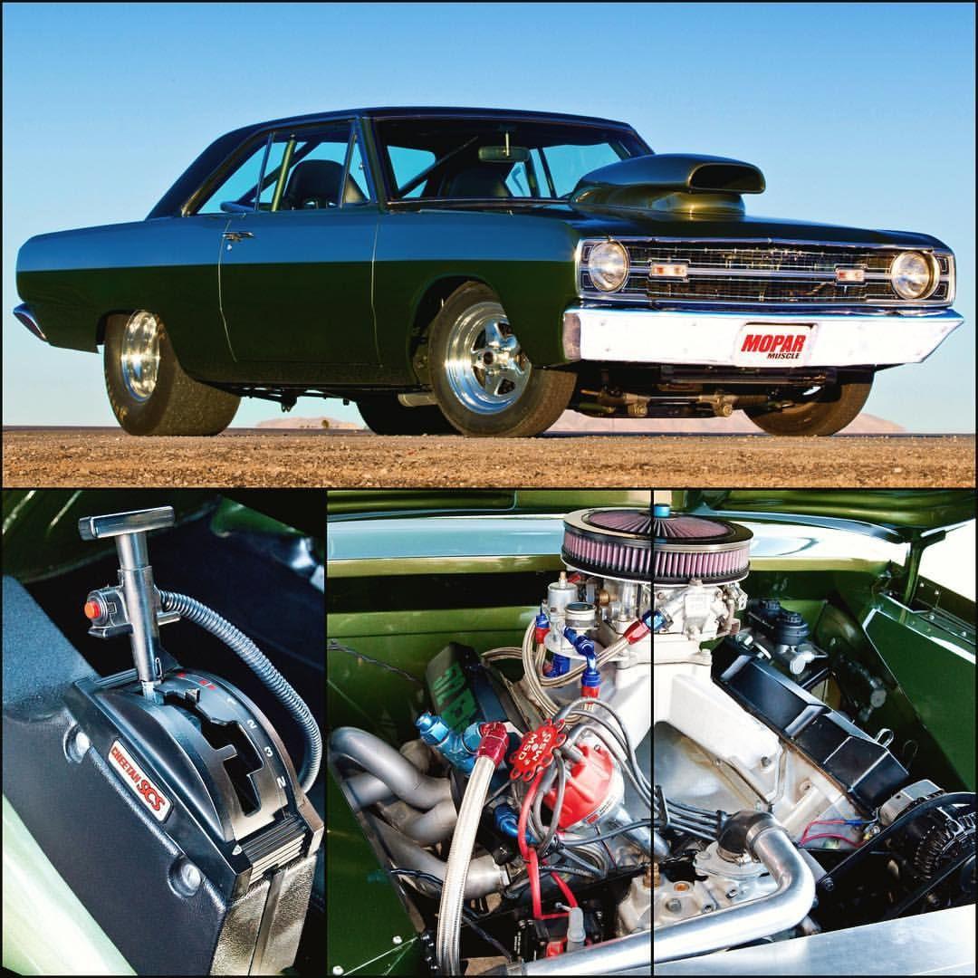 1969 Dodge Dart 572 Street Legal Drag Car ———————————— FAST FACTS ...