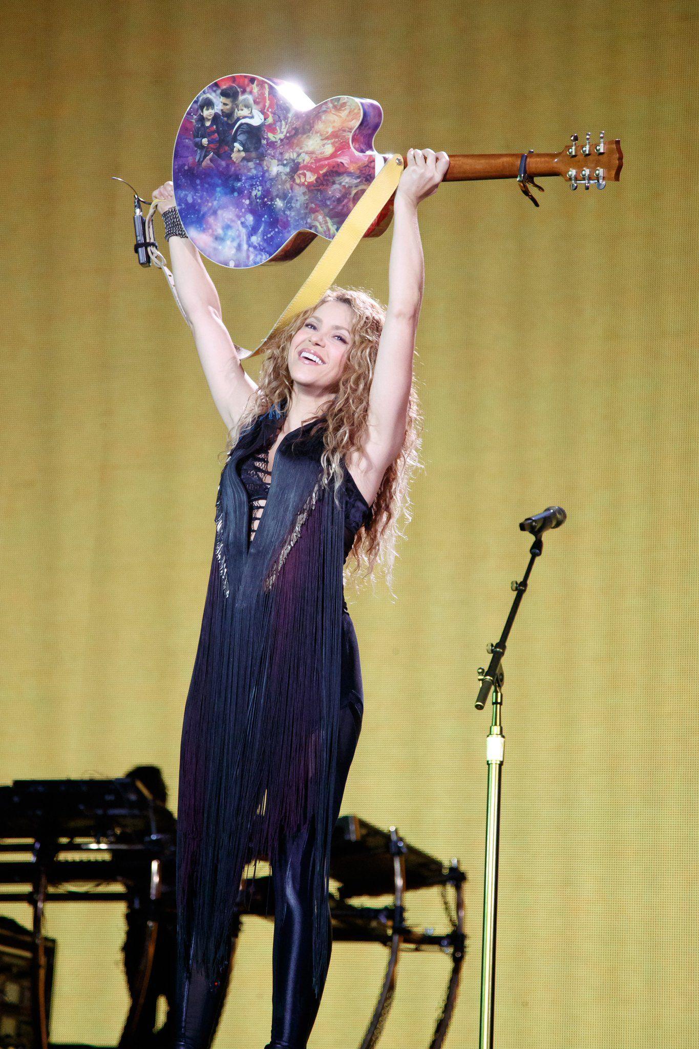 Pin by James Laramie III on Shakria in 2020 Shakira