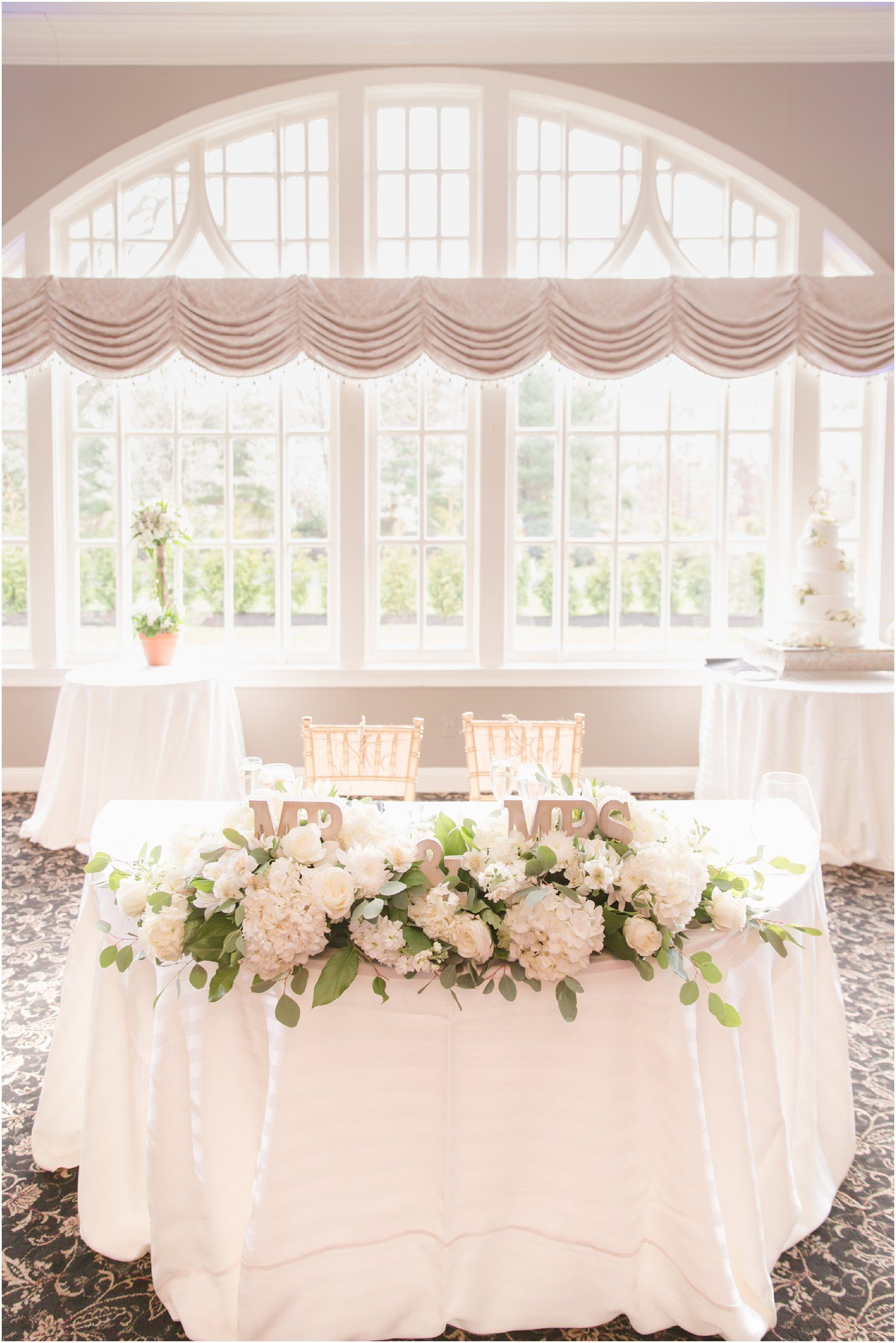 Pen Ryn Estate Wedding Kate And Mike Sweetheart Table Wedding Main Table Wedding Head Table Wedding