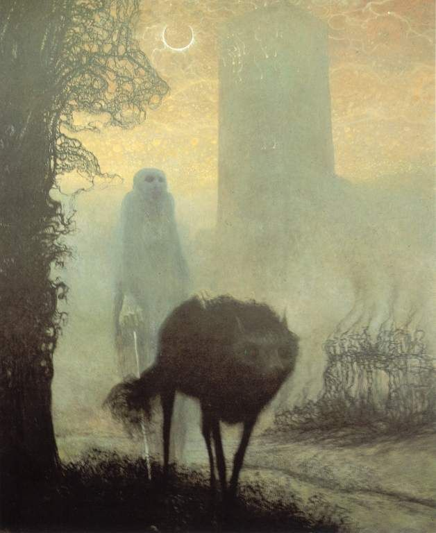 The Works of Zdzisław Beksiński