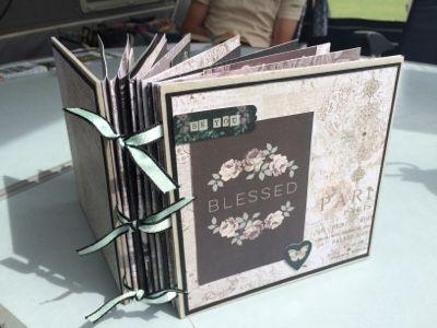HobbyWorkshoppen v/Anja: Hurtigt minialbum