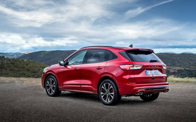 Ford Kuga St Line 2020 In 2020 Ford Kuga Ford Front View Camera