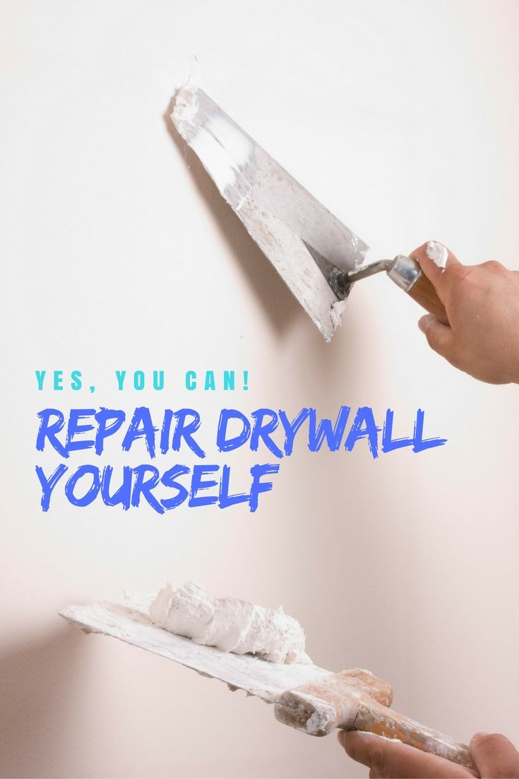How To Repair Drywall Just Like The Pros A Homeowner S Guide