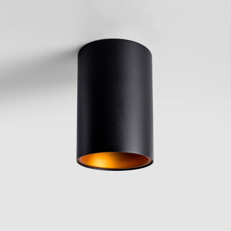 Sneaky es50 black by caribou lighting by caribou architectural lighting and design brisbane