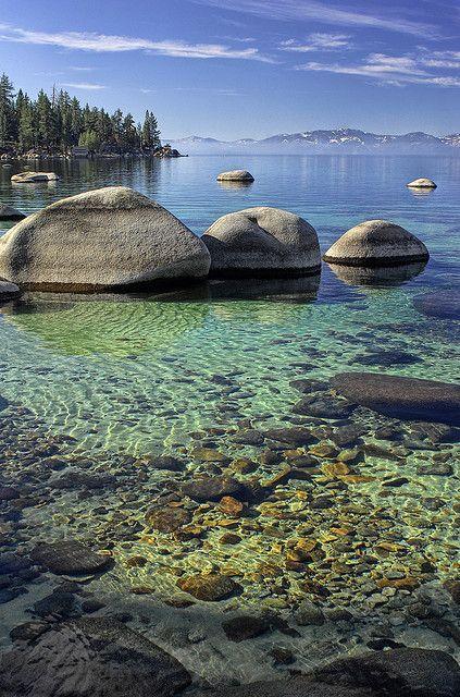 Tahoes clean water