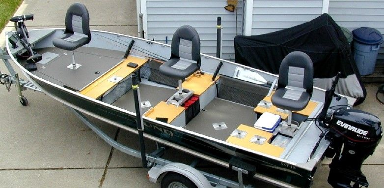 Finished Walleye Boat Boating Pinterest Boating And