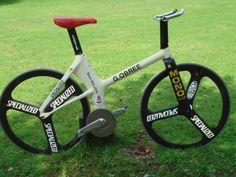 Graeme Obree's Hour Record Bike on eBay