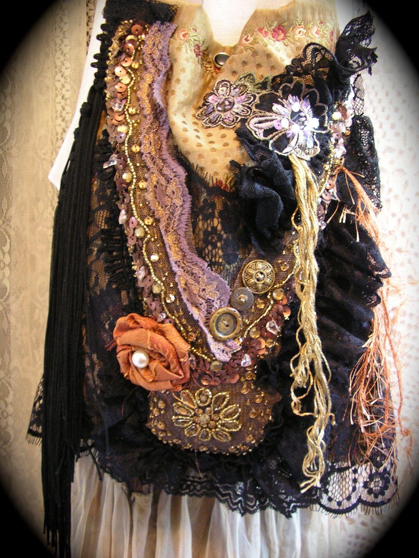 bohemian gypsy handbags  | Gorgeous gypsy bag from Grandma DeDe