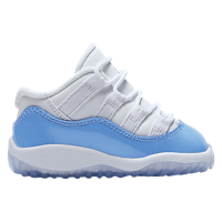 bd900ff768adba Jordan Retro 11 Low - Boys  Toddler - White   Light Blue