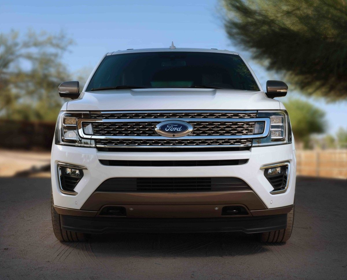 Ford Reveals The New King Of The Expedition Lineup Ford