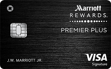 Marriott Rewards® Premier Plus Card Rewards credit cards, Credit