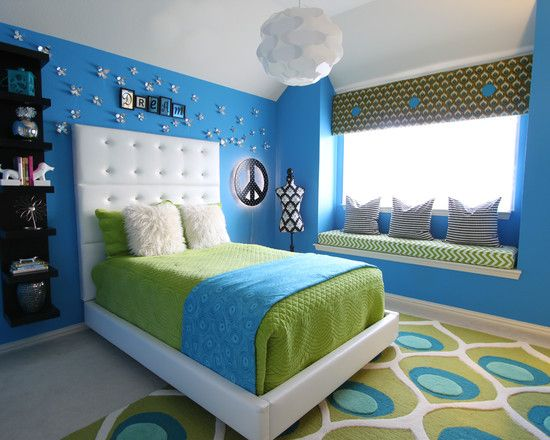 Beautiful Teenagers Bedroom Ideas and Designs: Contemporary Teenage ...