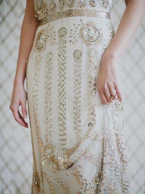 Jenny Packham Joy Size 4 Wedding Dress
