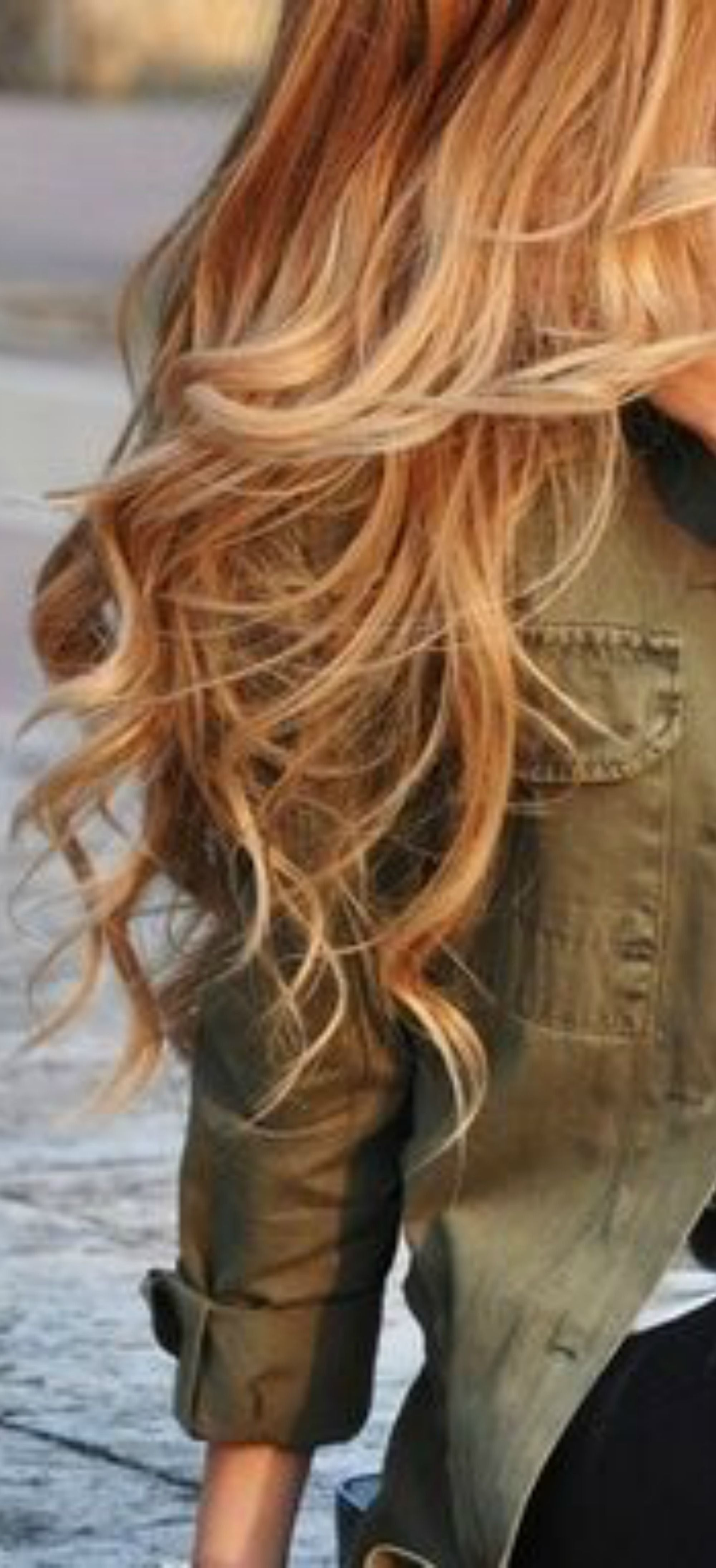 Love The Color Long Hair Styles Strawberry Blonde Hair