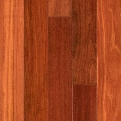Match current flooring 3 4 x 2 1 4 brazilian cherry for Bellawood bolivian rosewood