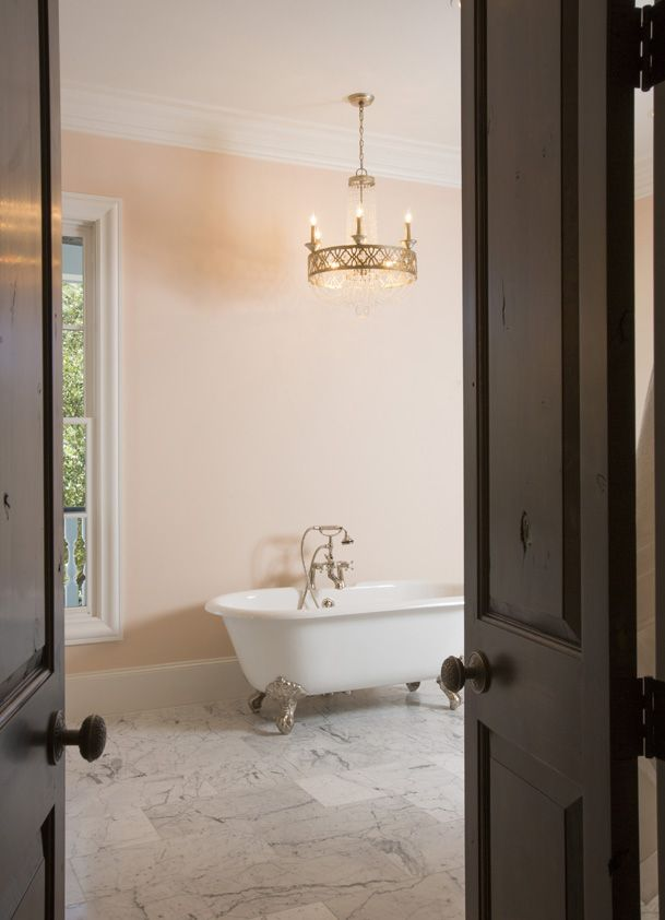 Whitestone Builders       Magnificent carpentry, exquisite stained glass, oversized porches, operable shutters…these are just a few of the features that make a Whitestone Builders home so unique.  ---> #garden #tub #bath