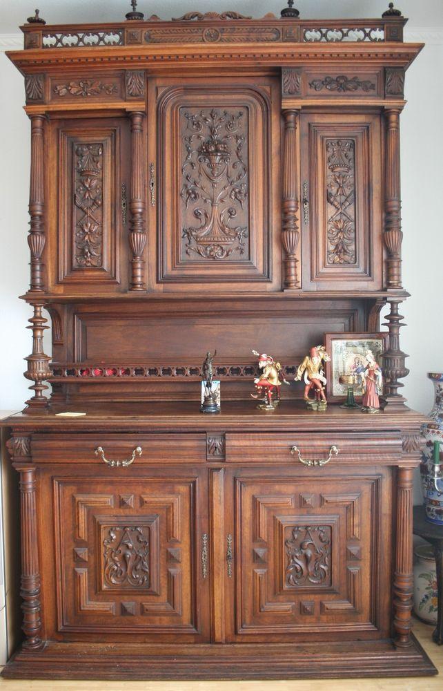 Antique German hutch - Antique German Hutch Home Pinterest Antiques, Furniture