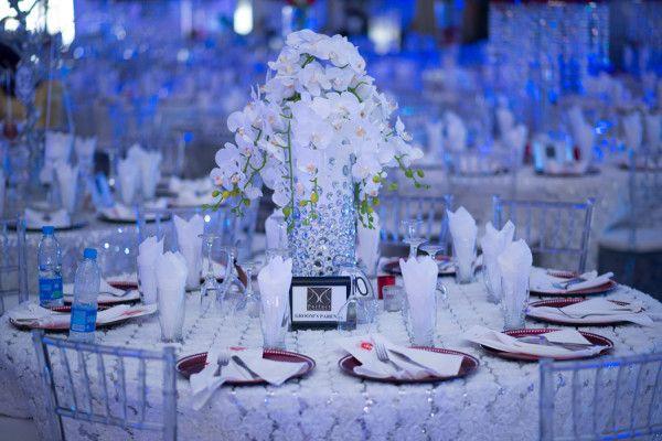 Nigerian Wedding Celebrity Weddings Traditional Photos Of Lola Omotayo Peter Okoye