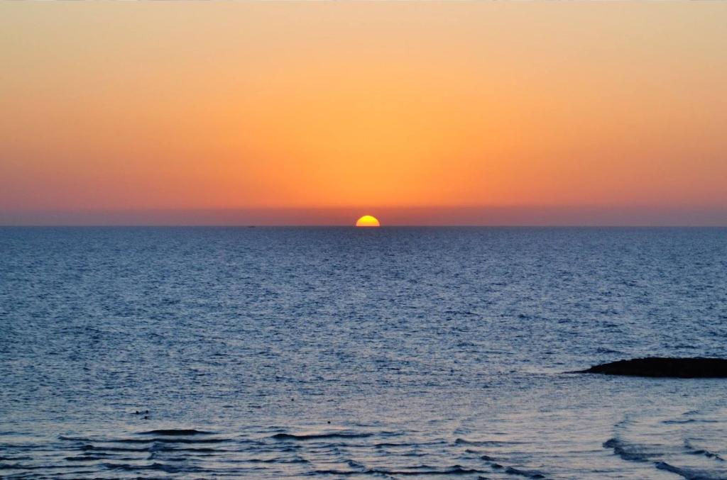 بحر يافا Celestial Outdoor Sunset