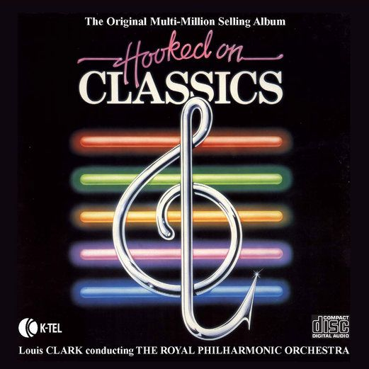 Hooked On Classics, Pts. 1 & 2 - The Royal Philharmonic...: Hooked On Classics, Pts. 1 & 2 - The Royal Philharmonic… #EasyListening