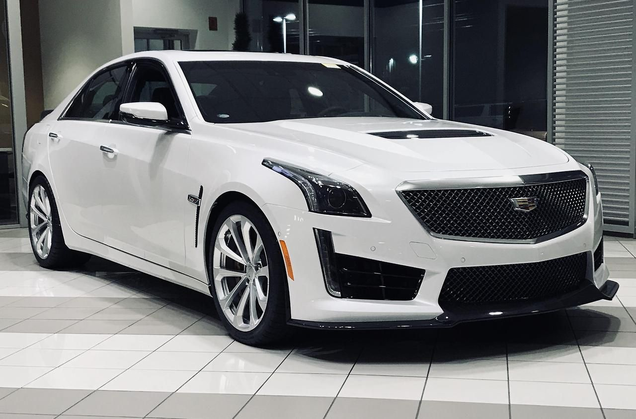 2018 cadillac cts v carbon fiber package [ 1280 x 844 Pixel ]