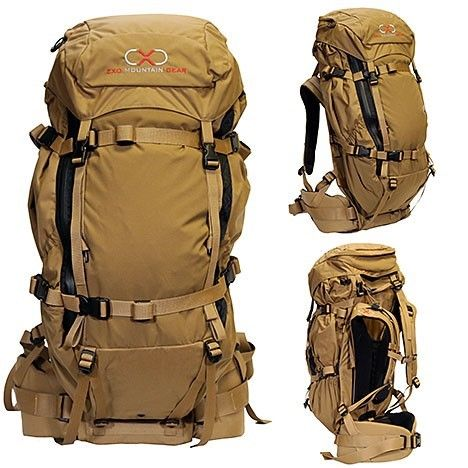 EXO Mountain Gear 3500 Back Pack Review | Hunting packs ...