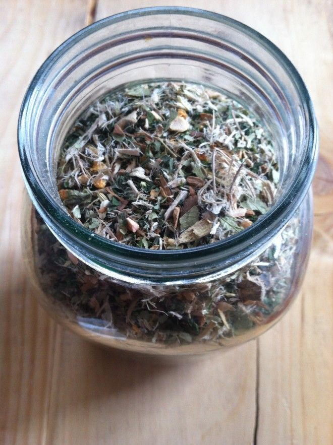Herbs for Weight Loss: a Recipe for a Slimming Herbal Tea