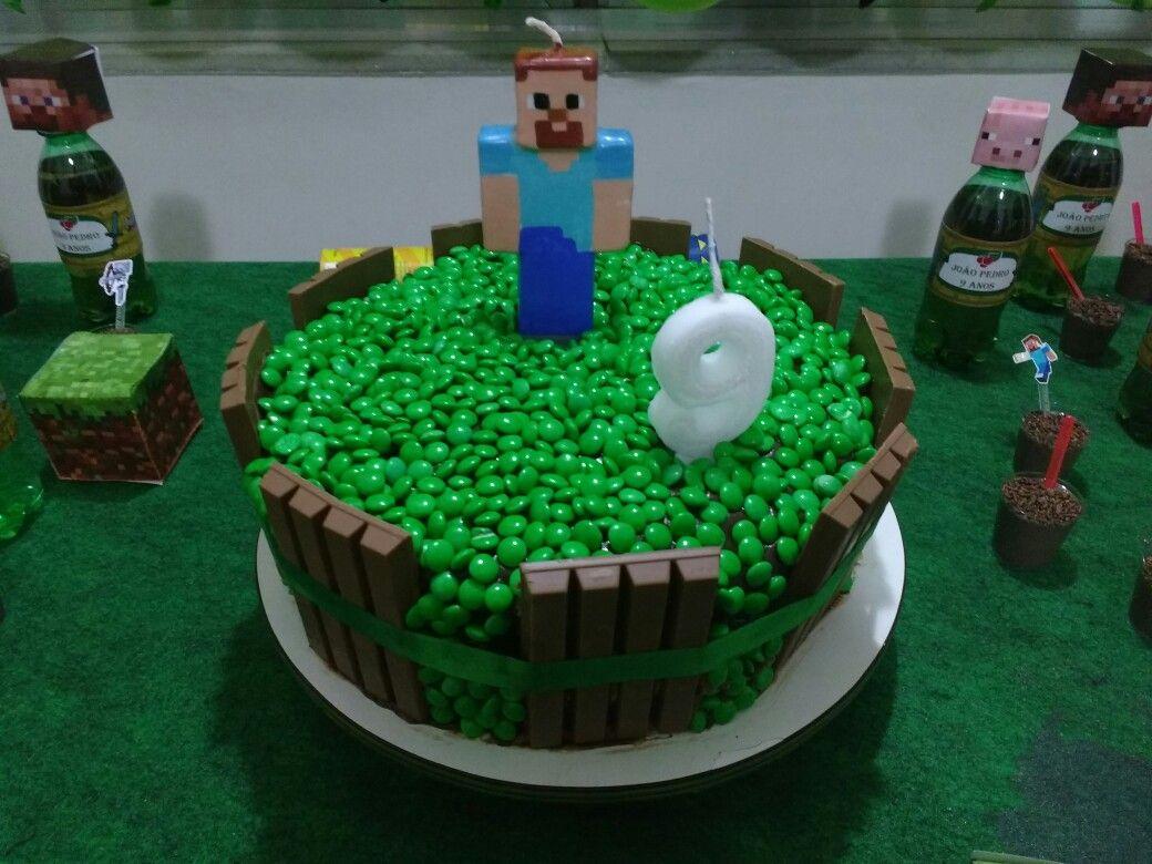 Minecraft-O bolo