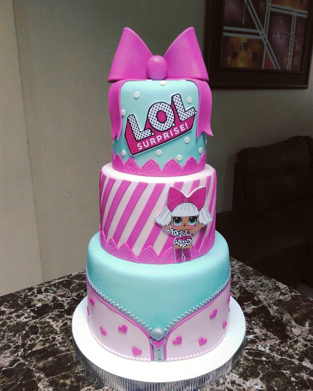 Lolsurprisecake lolsurprise birthdaygirls birthdaycake partycake partygirls complaciendoclientes maracaibo