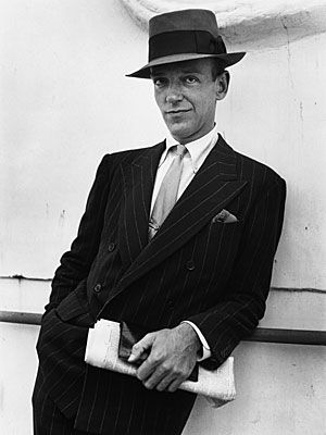 Fine And Dandy Shop: Dandy Style Icon: Fred Astaire