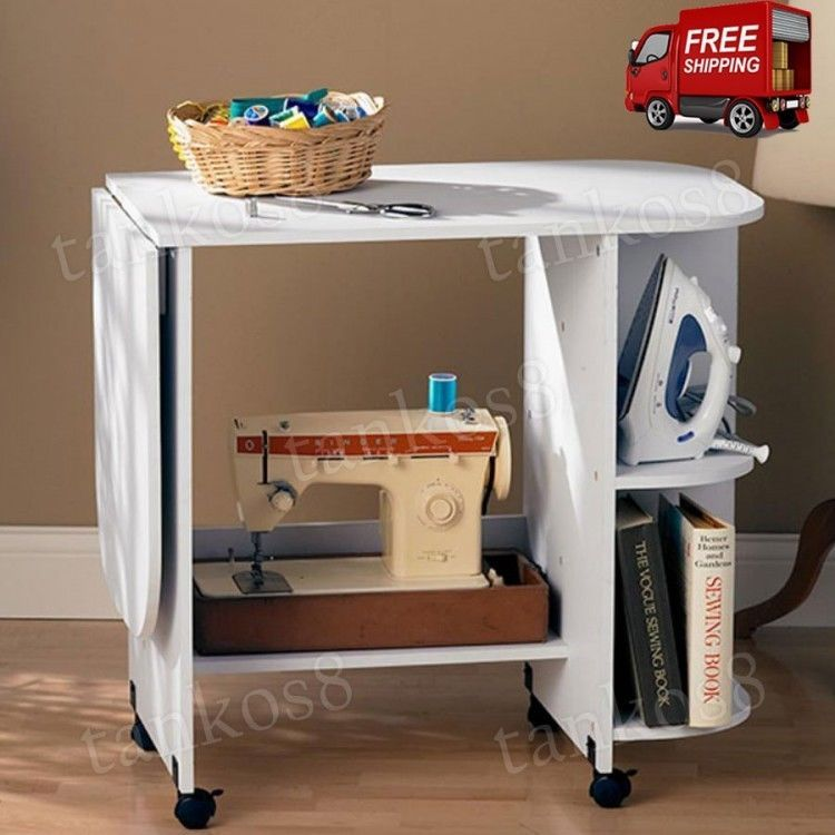 High Quality TheSewing Machine Desk Provides A Convenient And Space Saving Place For  Your Sewing Machine. Nice Look