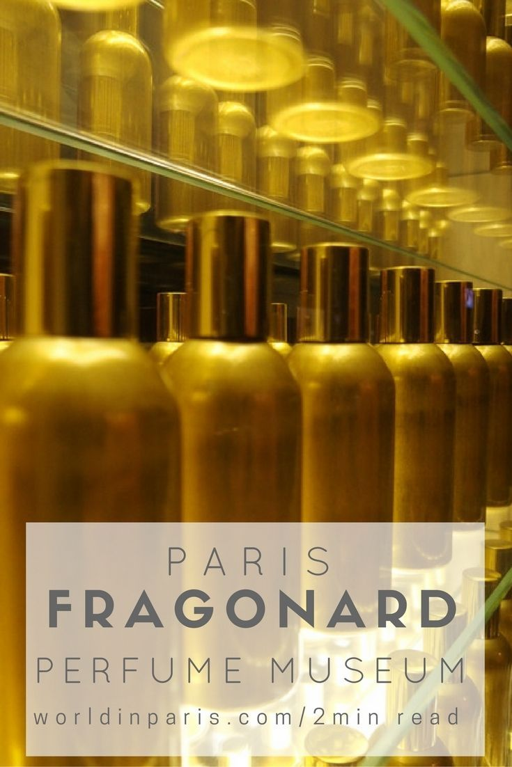 Fragonard Perfume Museum Family Travel