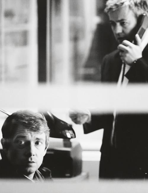 John & Lestrade ..