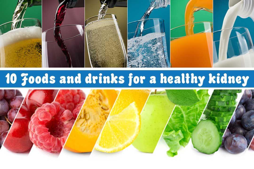 kidney drinks foods healthy kidneys water protein function low eat