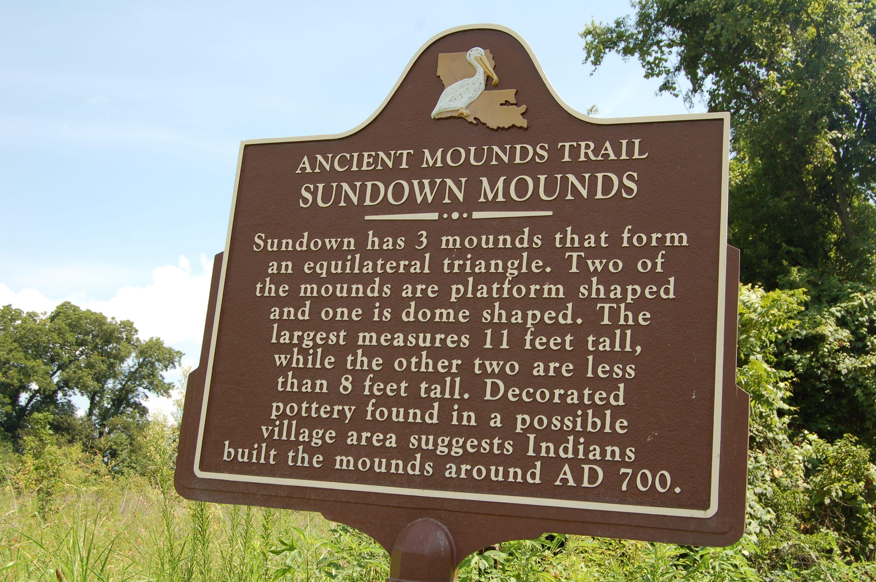 Sundown Mounds