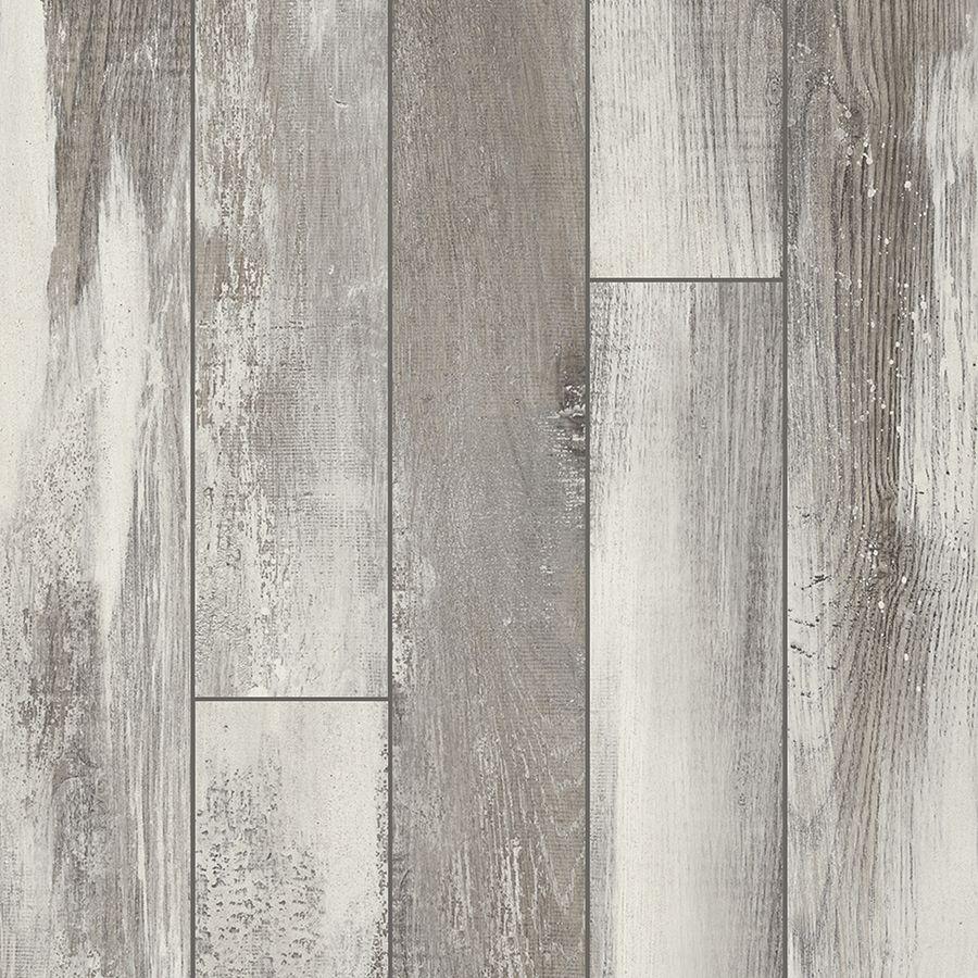 Oak Grey Wood Planks Laminate Flooring