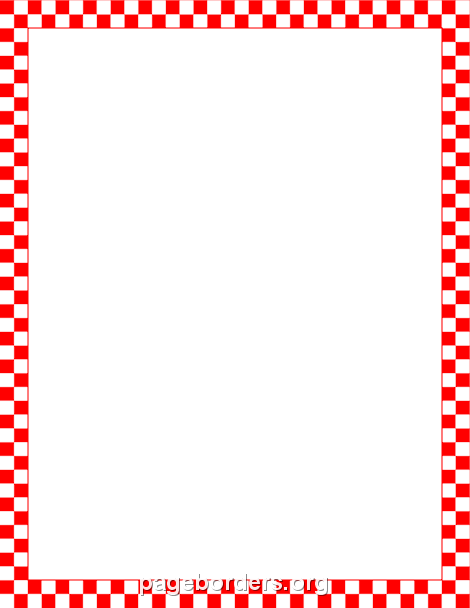 red and white checkered border 1950 s diner decor pinterest rh pinterest com  checkerboard pattern clipart