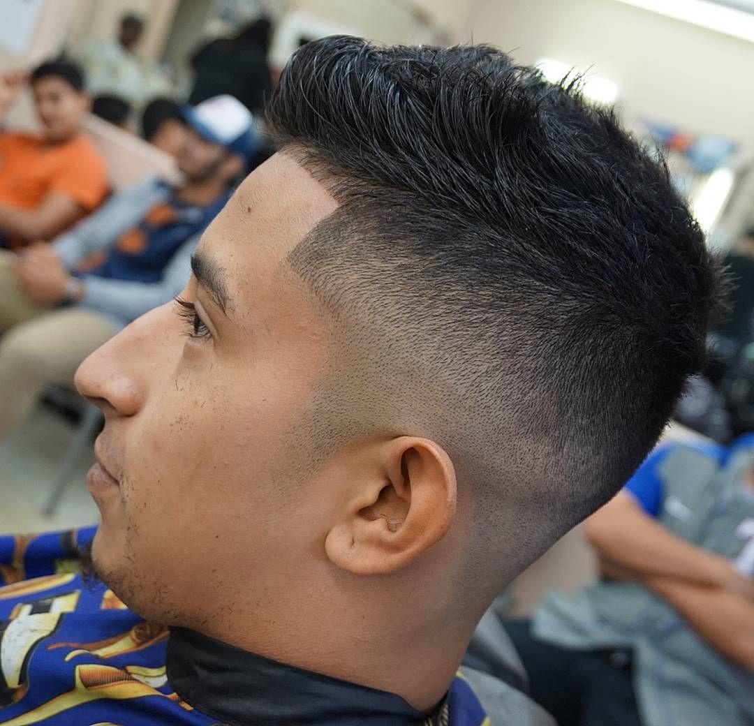 Asian Military Haircut