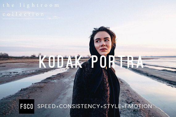 Kodak portra 400 lightroom preset free
