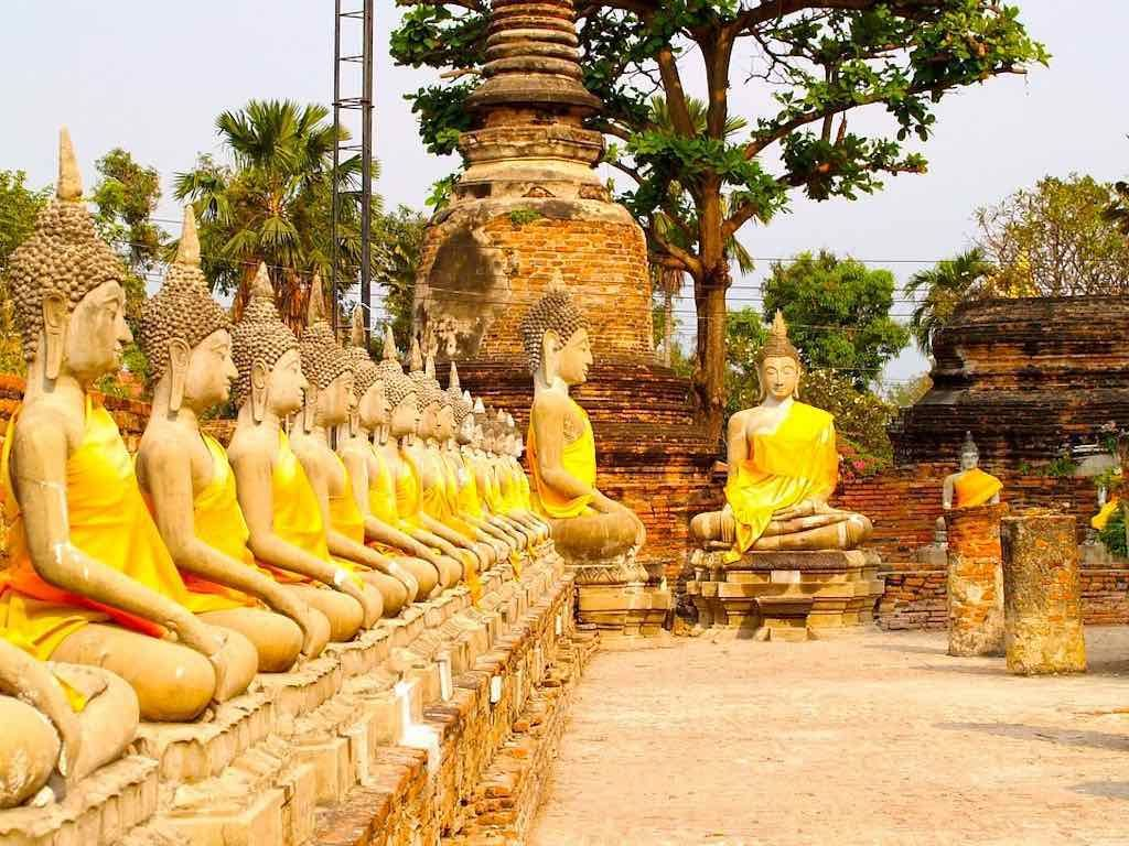 Temples in Ayutthaya You Have to See (With images) Most