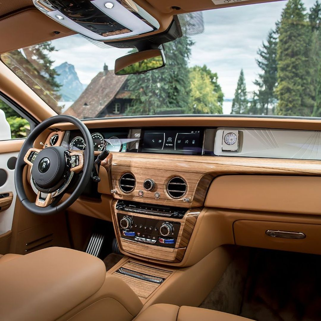 Rolls Royce Phantom 8 Interior   Rami Nasri   BMW, MINI , RR (