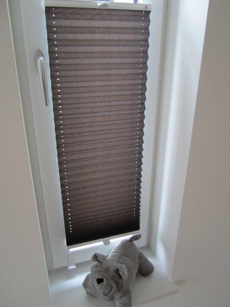 Schmale Fenster auch für schmale fenster blickdichtes plissee non transparent