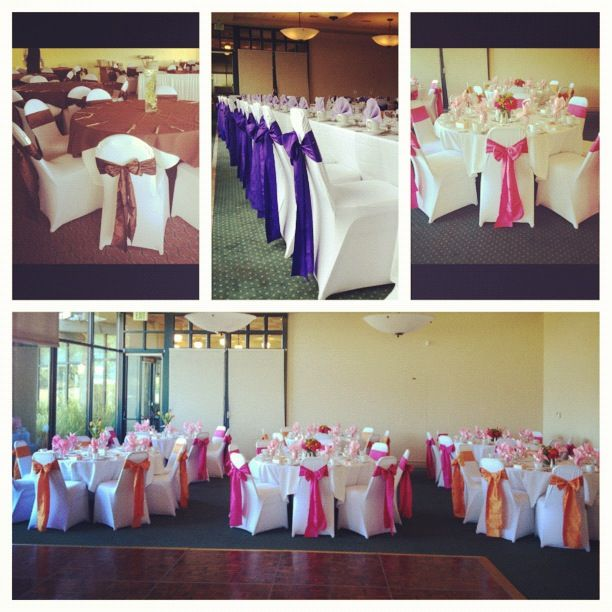 A Few Of Our Events We Offer Chair Covers Sashes Overlays And