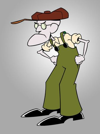 Eustace Bagge | Courage the Cowardly Dog | Fandom powered by Wikia