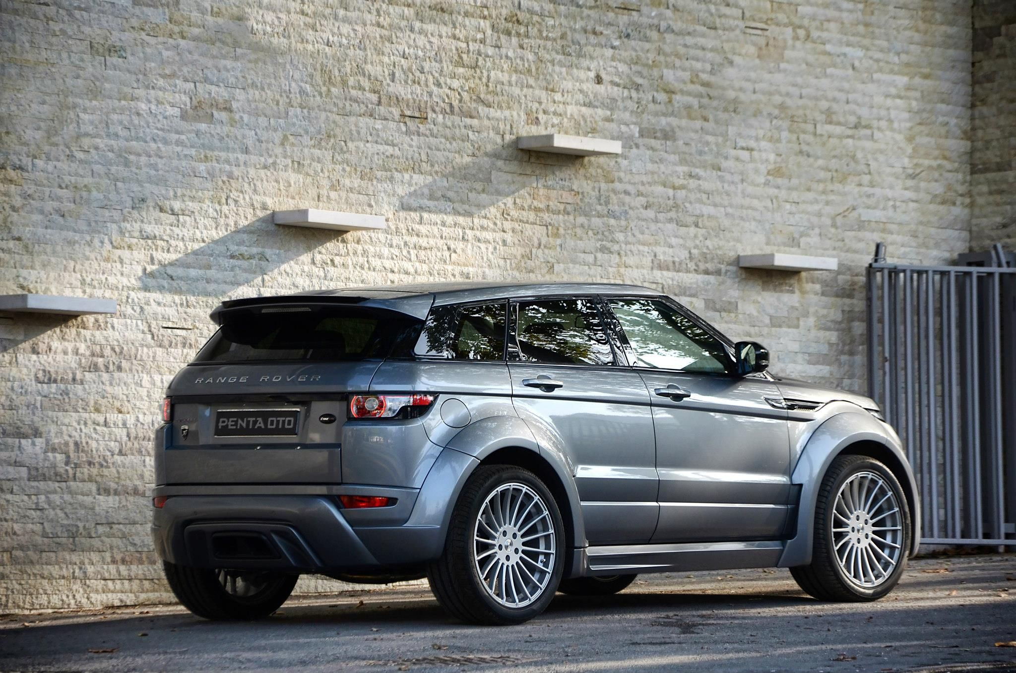 hamann range rover evoque danny 39 s range rover sport. Black Bedroom Furniture Sets. Home Design Ideas