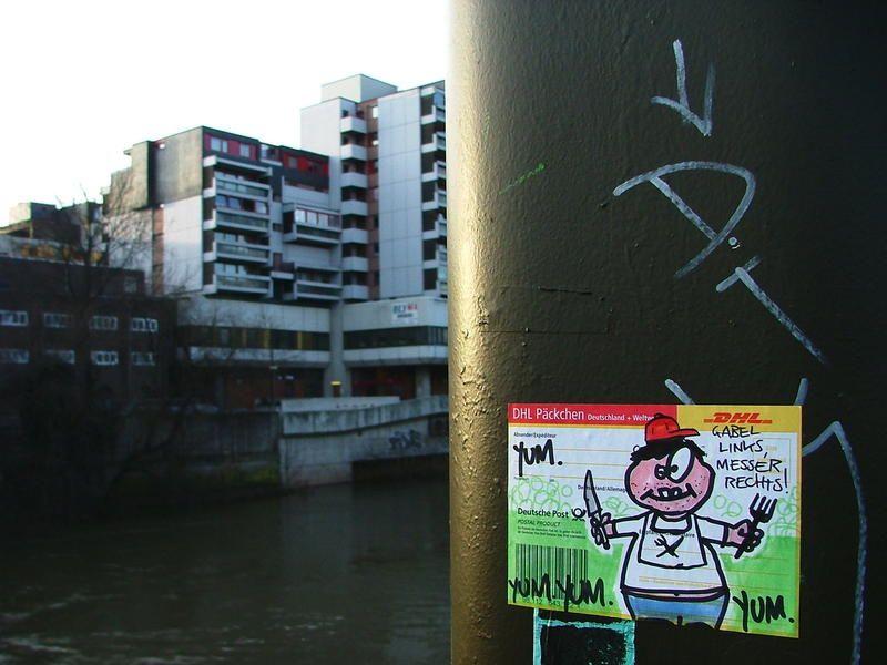 Hannover Yumboy Calenberger Neustadt Street Art