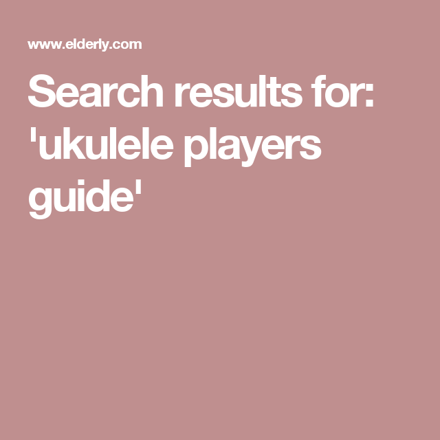 Image Result For Ukulele Songs Manual Guide
