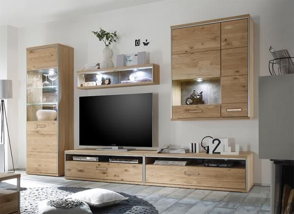 17 beste idee n over tv wand eiche op pinterest jennifer - Ikea tv wand ...