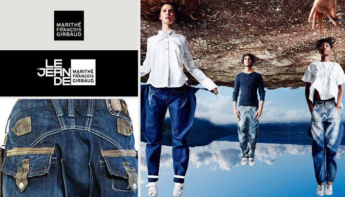 Marithe Francois Girbaud Jean Culture Feature At Denim Jeans Observer Denim Branding Denim Jeans Denim